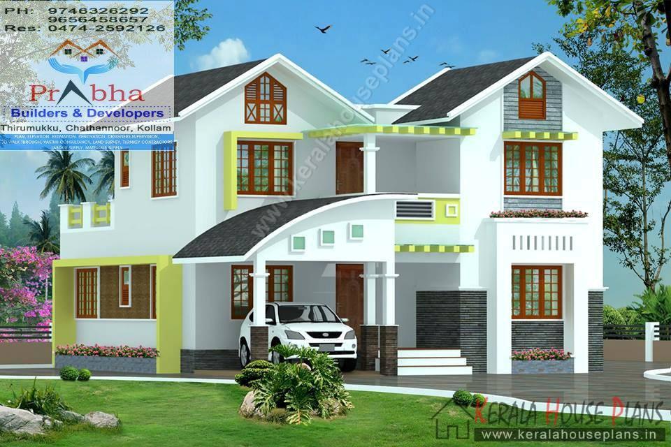 Plan For 4 Bedroom House In Kerala Fantastic bedroom design quotes House Designer