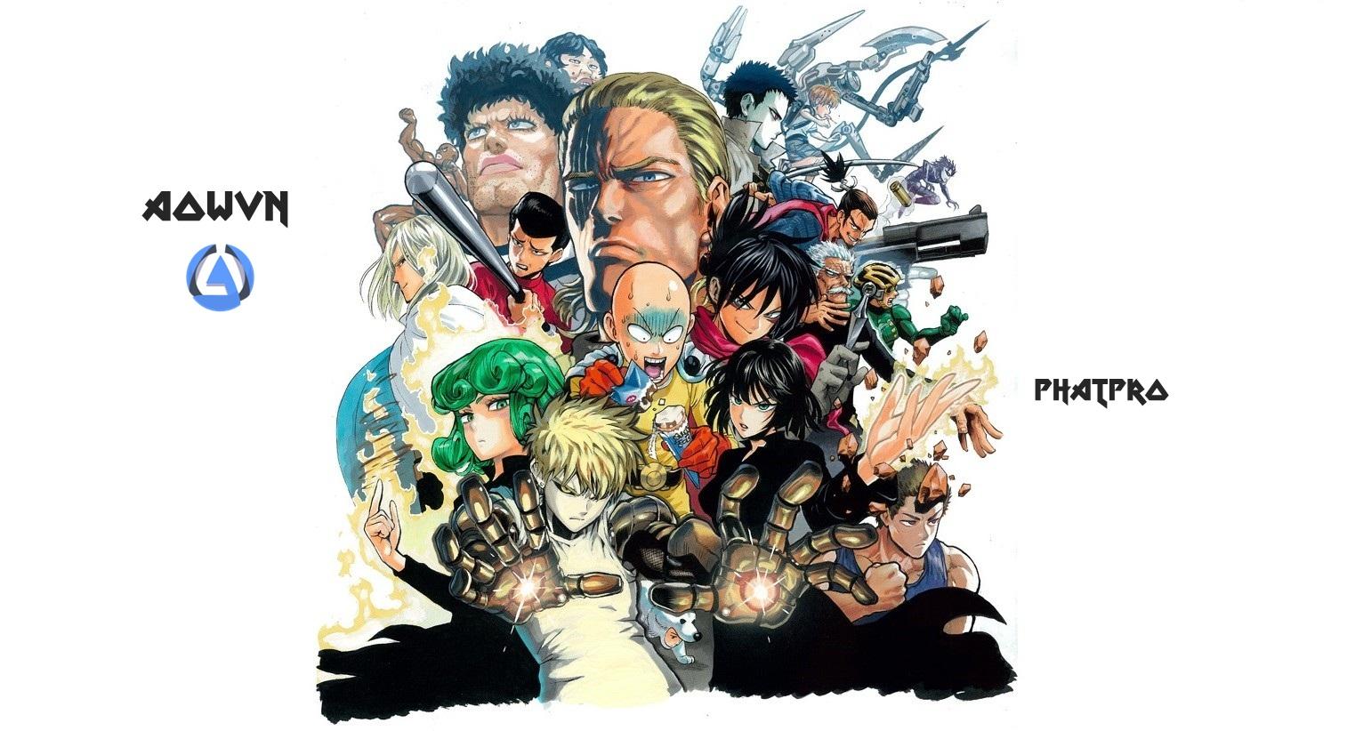 OPM%2B %2BPhatpro%2B%25281%2529 - [ Anime Mp4 ] One Punch Man SS2 | Vietsub - Siêu Phẩm Tái Xuất - Hay Miễn Chê
