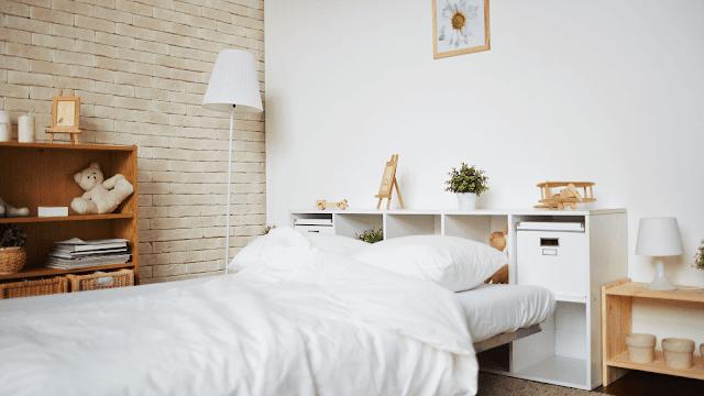 Setting kamar senyaman mungkin