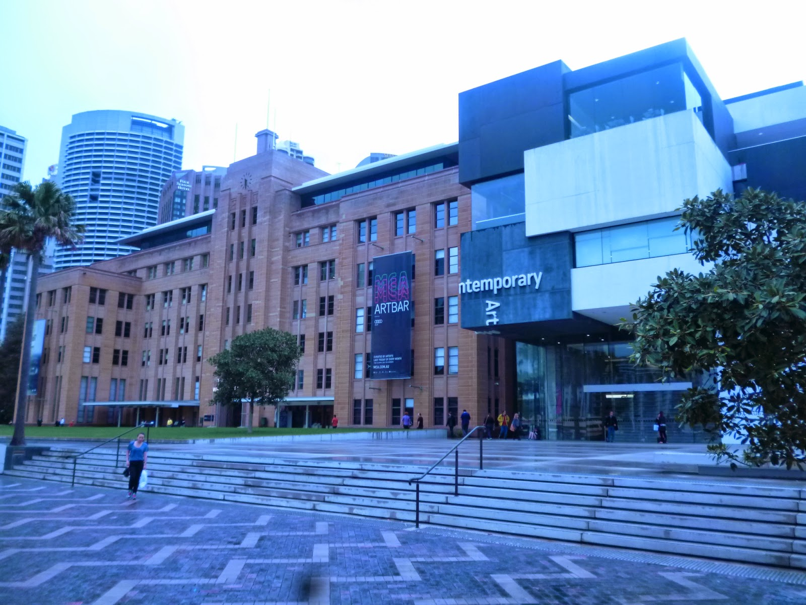 Australian Museum of Contemporary Art