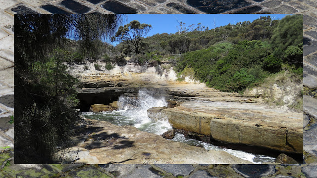 What to do on the Tasman Peninsula: check out the Blowhole