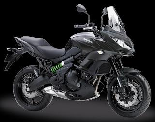 Gambar harga motor sport Kawasaki versys 650