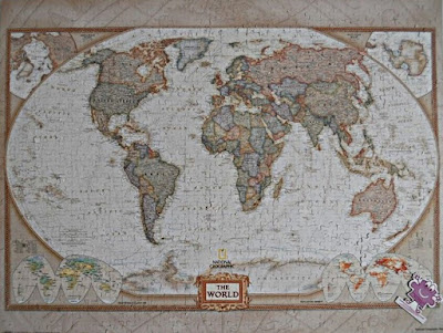 MB puzzle National Geographic