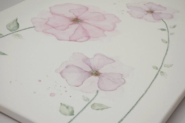 jak malować akwarelami