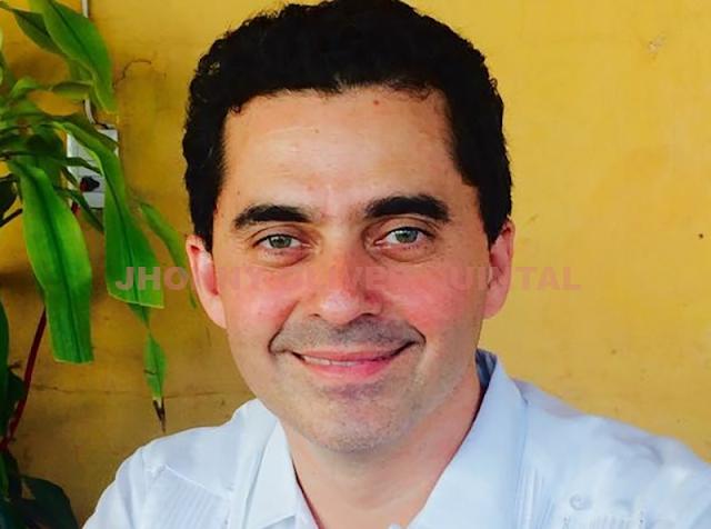 presidente de la Asociación de Agencias Promotoras de Turismo de Yucatán, Luis Arturo Herrera Albertos