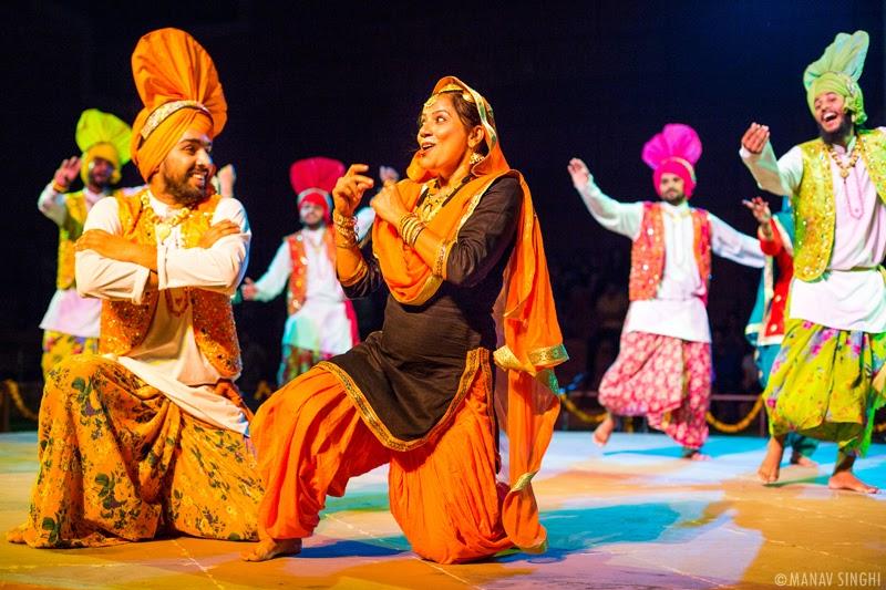 Jindua Folk Dance Punjab