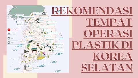 Jalan-jalan dan Operasi Plastik di Korea Selatan
