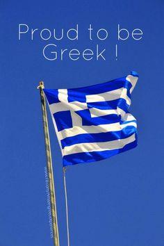 Proud Greeks