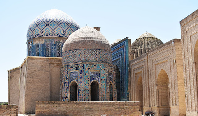 Complejo Shah-i-Zinda en Samarkand