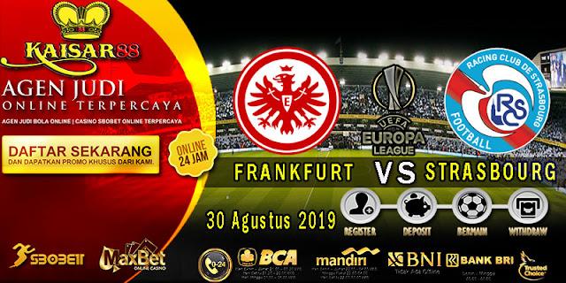 Prediksi Bola Terpercaya Liga UEFA Europa Frankfurt vs Strasbourg 30 Agustus 2019