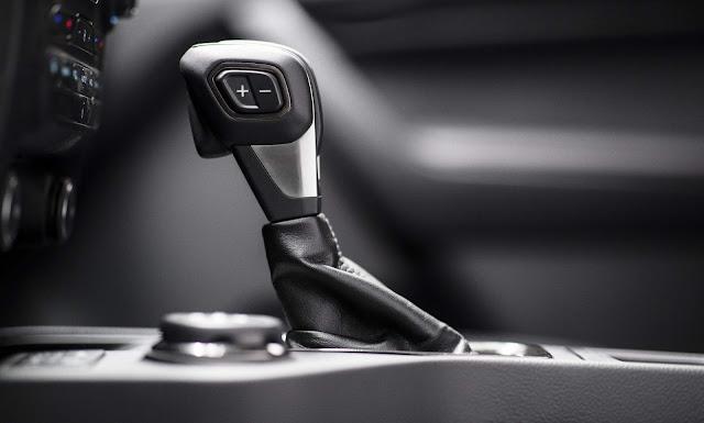 Novo Ford Ranger 2019 - transmissão automática de 10 marchas