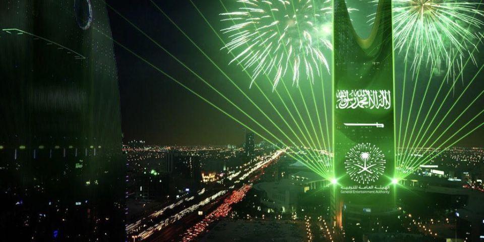 Pertama Kali Dalam Sejarah, Arab Saudi Mengadakan Perayaan Tahun Baru Masehi