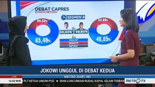 KPI Jakarta: Metro TV Beritakan Capres Tidak Berimbang