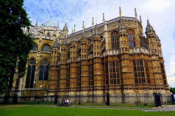 Abadia de Westminster - Londres