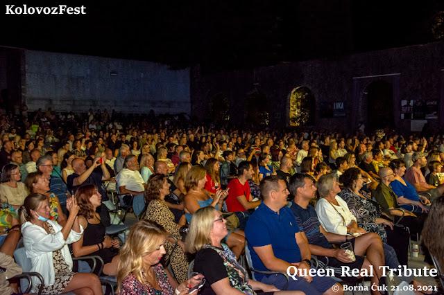 KolovozFest Opatija Queen Real Tribute 21.08.2021 Foto: Borna Ćuk