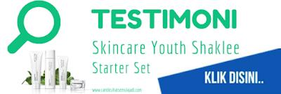 Promosi Shaklee Mei 2019 Youth Starter Set