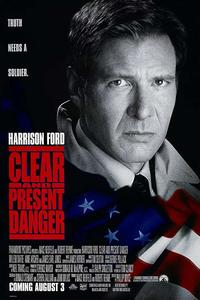 Download Clear and Present Danger (1994) (Dual Audio) (Hindi-English) 480p-720p