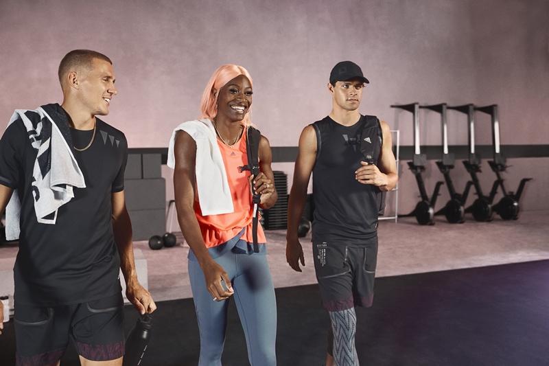 Spor yapmanın en serin hali adidas HEAT.RDY