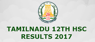 Tamil Nadu HSC 2nd Year Result 2017