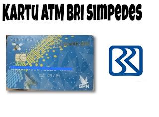 Limit ATM BRI Simpedes