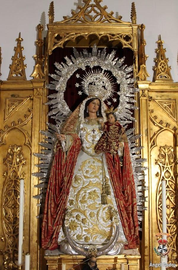 La hdad. del Rosario de San Julián suspende sus cultos del mes de mayo