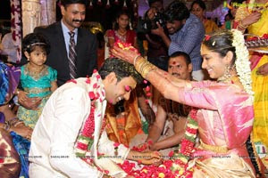 Hitesh and Sri Priya wedding