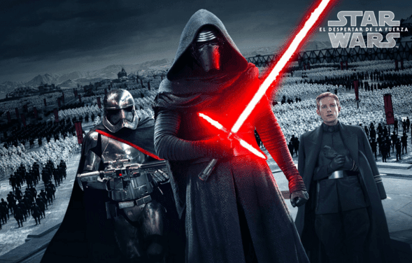 Star Wars Force Awakens Breaks Avatar Global Box Office Record