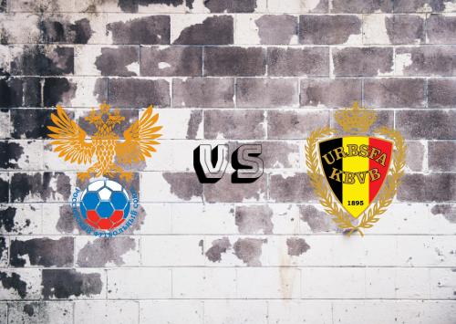 Rusia vs Bélgica  Resumen y Partido Completo