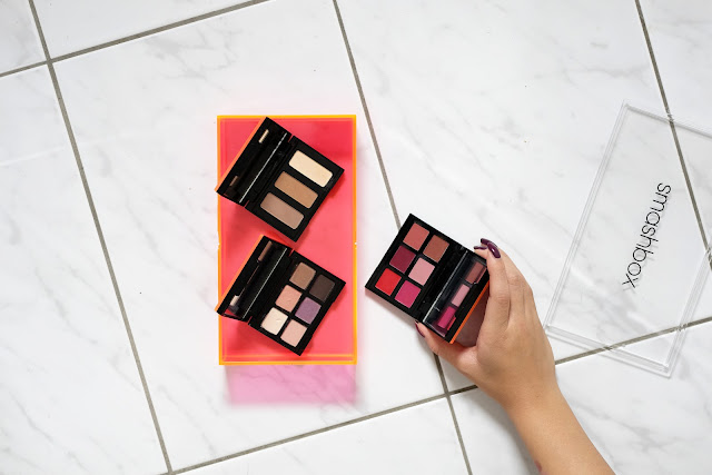 Smashbox Light It Up 3 Palette Holiday Set Review