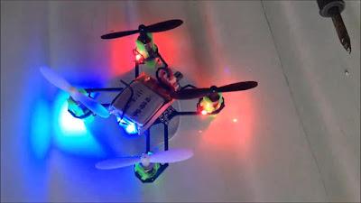 Cara Memperbaiki PCB Nano Drone Yang Patah - GudangDrone