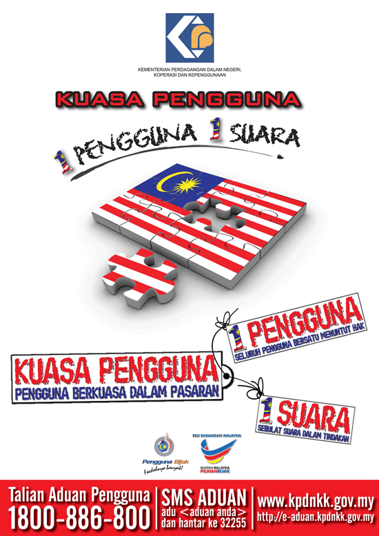 kuasa pengguna Malaysia