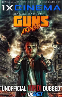 Guns Akimbo (2019) Dual Audio [Hindi Dubbed (Unofficial VO) + English (ORG)] [Full Movie] Web-DL 720p HD