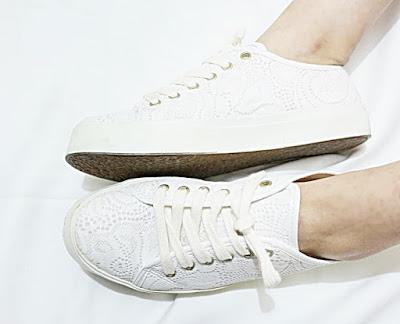 LCW Beyaz Spor Ayakkabı