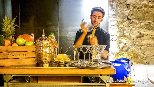 Restaurante Bilbao Berria, Bilbao por El Guisante Verde Project