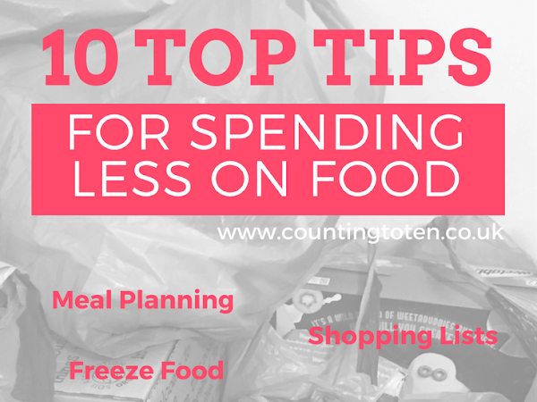 How To Spend Less Money On Food
