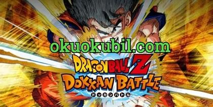 Dragon Ball Z 4.12.0  Dokkan Battle  Tanrı Mod + Yüksek Hasar Hileli Mod Apk İndir
