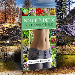 Nature's Detox: 50 Cleansing Herbs (Author Interview)