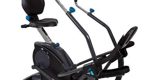 Teeter FreeStep Elliptical Recumbent Cross Trainer, Review