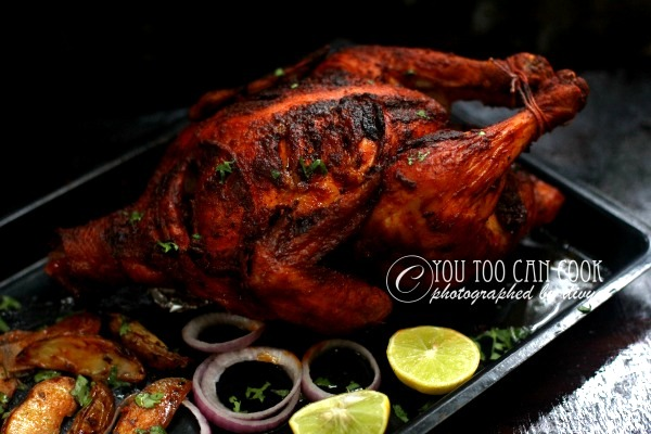 Grilled chicken recipe how to grill a whole chicken using an when ccuart Gallery