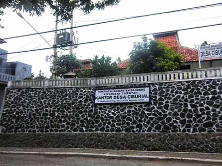Kantor Desa Ciburial