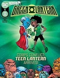 Green Lantern (2021)