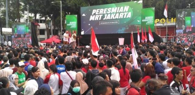 Pemilik Mayoritas Saham MRT Jakarta Tak Dapat Peran, Jokowi Rebut Kesempatan Politis?