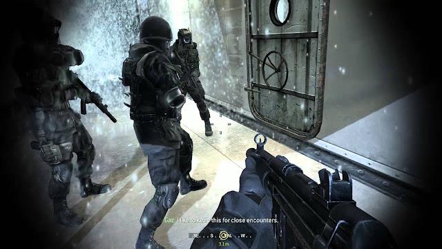Call of Duty 4 - Modern Warfare Captura 4