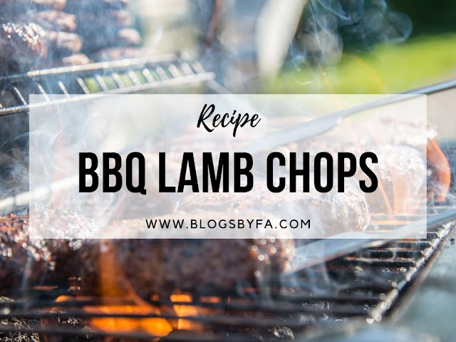 BBQ lamb chops recipe