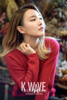 Younha K Wave March 2016