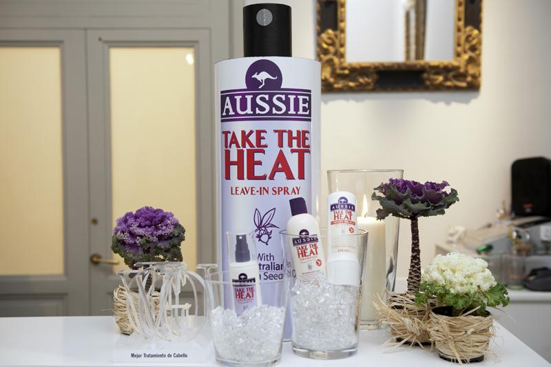Aussie: Take the Heat