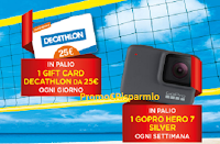 Logo Nestlè ''Fai colazione con noi 2019'': vinci 77 card Decathlon e 11 GoPro Hero
