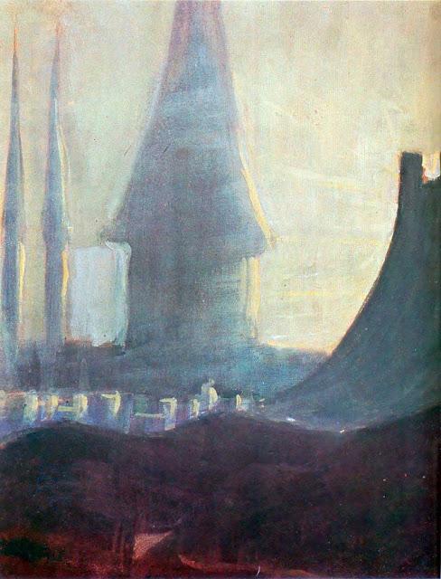 Чюрлёнис Микалоюс Константинас - Мой путь (III). 1907