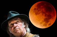Neil Young Supermoon