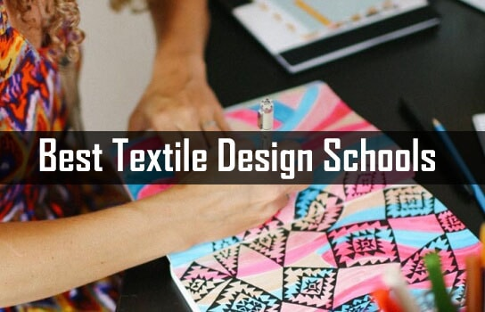 printed fabrics with the help of science is called  Best Textile Design Schools in the World